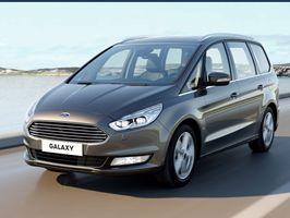 Ford onthult de nieuwe Galaxy; een luxe zevenzitter die eerste klas reiservaring biedt