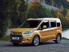 Lager brandstofverbruik en vernieuwde technologieën voor Ford (Grand) Tourneo Connect