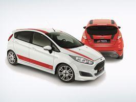 Ford introduceert sportieve Fiesta Hot Hatch Edition