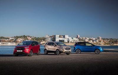 Nieuwe EcoSport SUV beschikbaar in februari 2018!
