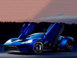 Ford GT voert Performance line-up aan