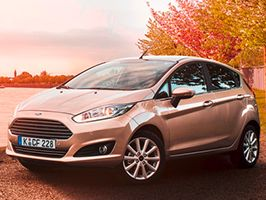 Nieuwe kleuren, lager brandstofverbruik en diverse upgrades voor de Ford Fiesta