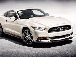 Ford viert vijftgste verjaardag