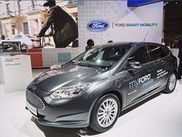 Ford lanceert MyFord Mobile smartphone App