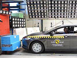 Maximale Euro NCAP-score van 5 sterren voor nieuwe Ford Mondeo