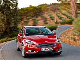Nieuwe Ford Focus 1.5 TDCi nu ook leverbaar met Powershift-automaat en 20 procent bijtelling
