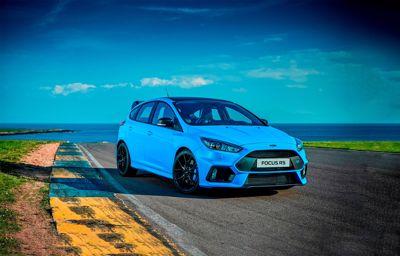 Nieuw optiepakket voor Ford Focus RS zorgt voor nog meer rijplezier