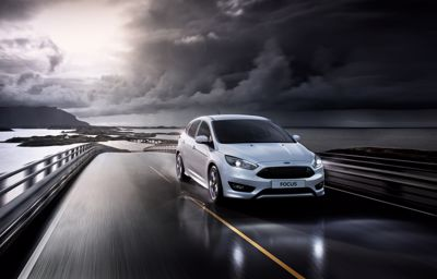 Ford Focus ST-Line 182 Limited Edition
