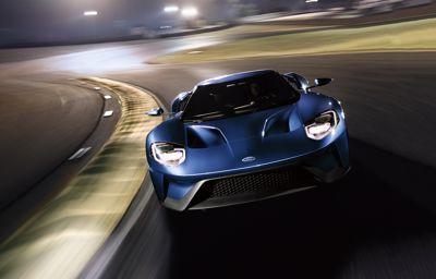 Ford GT allersnelste productiemodel in de geschiedenis van Ford