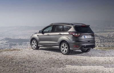Nieuwe Kuga vanaf nu te bewonderen bij de Ford dealer
