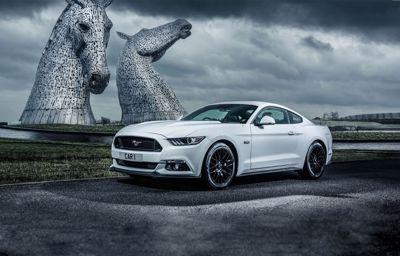 Ford Mustang best verkochte sportauto ter wereld