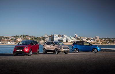 Maak kennis met de nieuwe Ford EcoSport