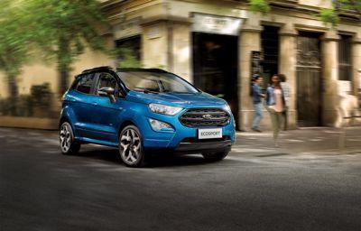 Ford EcoSport - Comfort en Gemak