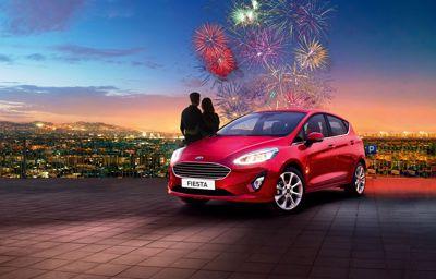 Nieuwe Ford Fiesta haalt hoogst haalbare veiligheidsscore