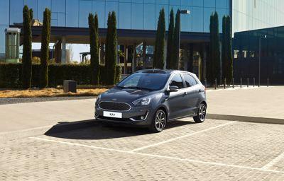 Introductie: Nieuwe Ford KA+