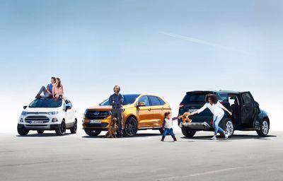 Populariteit SUV's in Europa te danken aan: moderne moeders, Millennials en 'Quintastics'
