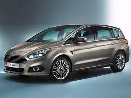 Ford onthult de geheel nieuwe S-MAX