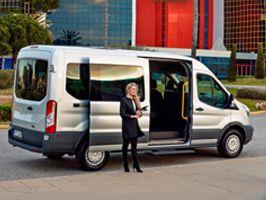 Ford introduceert Transit Minibus met 17+1 zitplaatsen