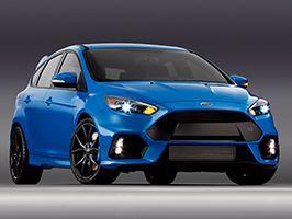 Ford op AutoRAI 2015