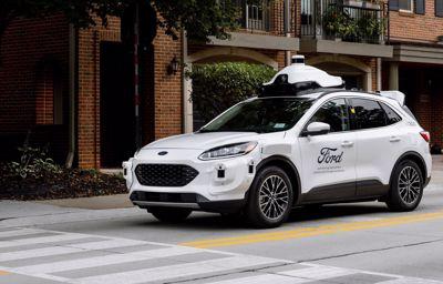 Ford en Argo AI beginnen deze maand aan vierde generatie test voor zelfrijdende voertuigen