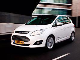 Ford introduceert nieuwe C-MAX Plug-In Hybride, 100% luxe met slechts 7% bijtelling