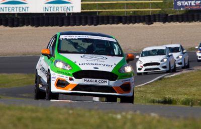 Tweede seizoen Ford Fiesta Sprint Cup gaat van start