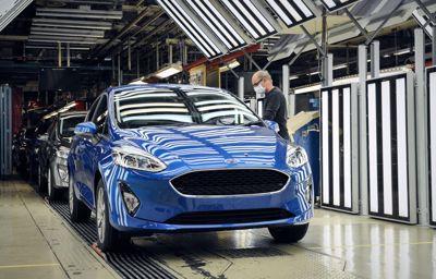 Ford herstart de productie