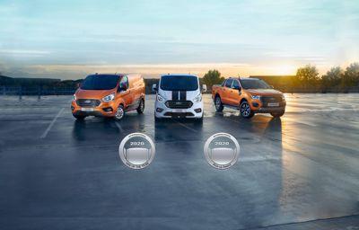 Ford prijst Ford Transit en Tourneo Custom Plug-In Hybrid