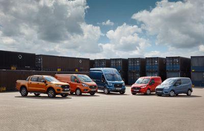 Ford Bedrijfswagens in eerste kwartaal – ruim 40% stijging in 2-tons segment