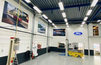 Ford en Innovam openen nieuwe Ford Training Academy