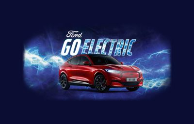 Ford Go Electric Evenement