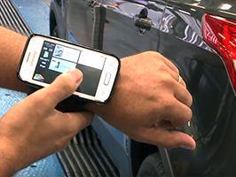 Smartphone tijdperk is aangebroken bij de Ford fabrieken
