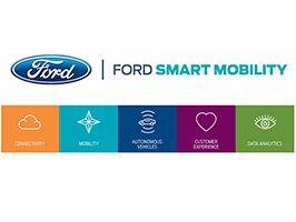 Ford Smart Mobility; Van autofabrikant naar auto- en mobiliteitsbedrijf
