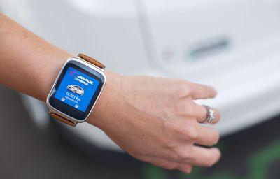 Accustatus Ford EV en PHEV volgen op smartwatch