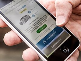Ford ondersteunt Techstars Mobility, Driven by Detroit.
