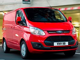 Ford Transit en Transit Custom nu extra aantrekkelijk