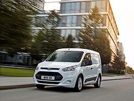 Ford Transit Connect laagste brandstofverbruik in zijn klasse en dieselmotor nu ook leverbaar met powershift automaat