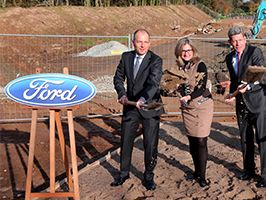 Ford bouwt meest geavanceerde windtunnel ter wereld