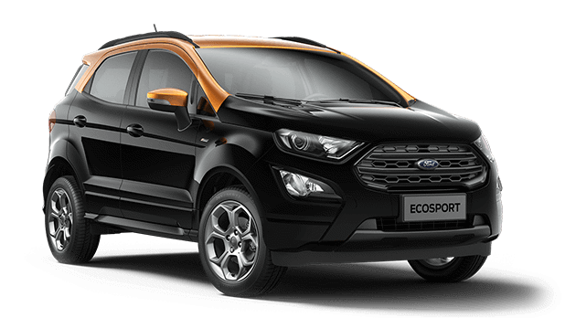 EcoSport ST-Line Black