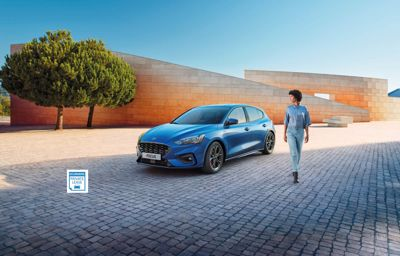 Ford Focus: Private Lease vanaf €379,- per maand