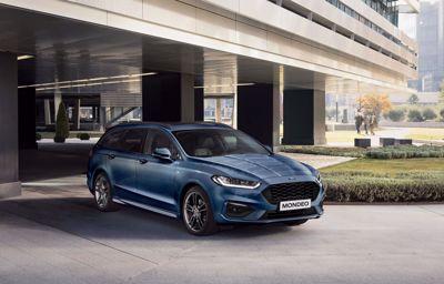 Ford Mondeo met €1000,- Hybrid Bonus