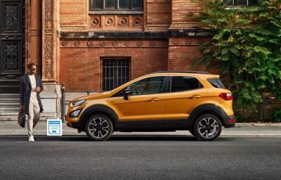 Ford EcoSport: Private Lease vanaf €419,- per maand