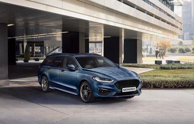 Nieuwe Ford Mondeo vanaf €619,- per maand Zakelijk leasen