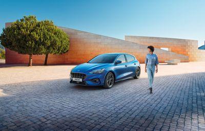Ford Focus vanaf €409,- per maand met Zakelijk Leasen
