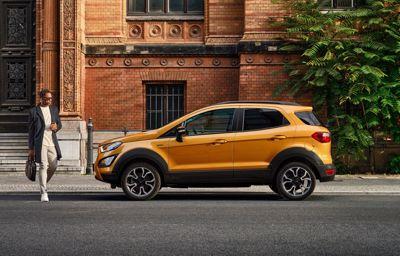 Ford EcoSport vanaf €429,- per maand met Zakelijk Leasen