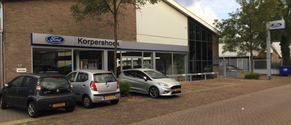 Ford Autobedrijf Korpershoek in Maassluis