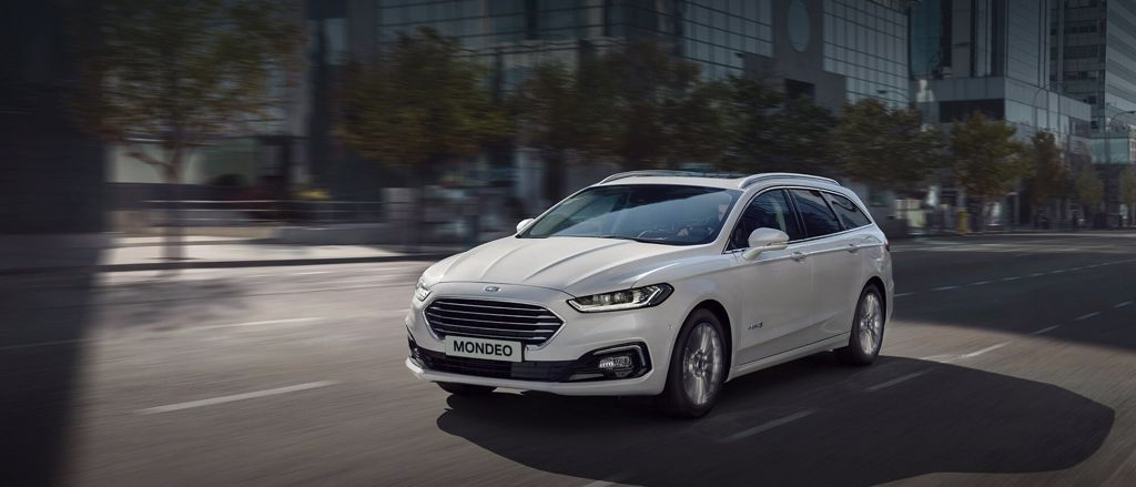 Ford Hybrid aandrijving