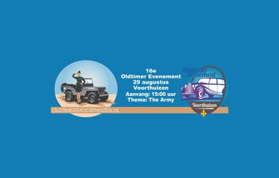 Ford Kleijer Putten sponsort Old-Timer Event Voorthuizen 29 Augustus 2019