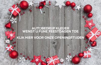 Autobedrijf Kleijer wenst u fijne feestdagen toe