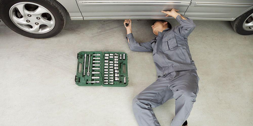 Ford autoreparatie voor schade en pechhulp langs de weg